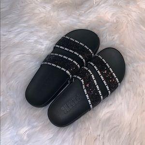 Victoria Secret Slides Size Small (6/7)